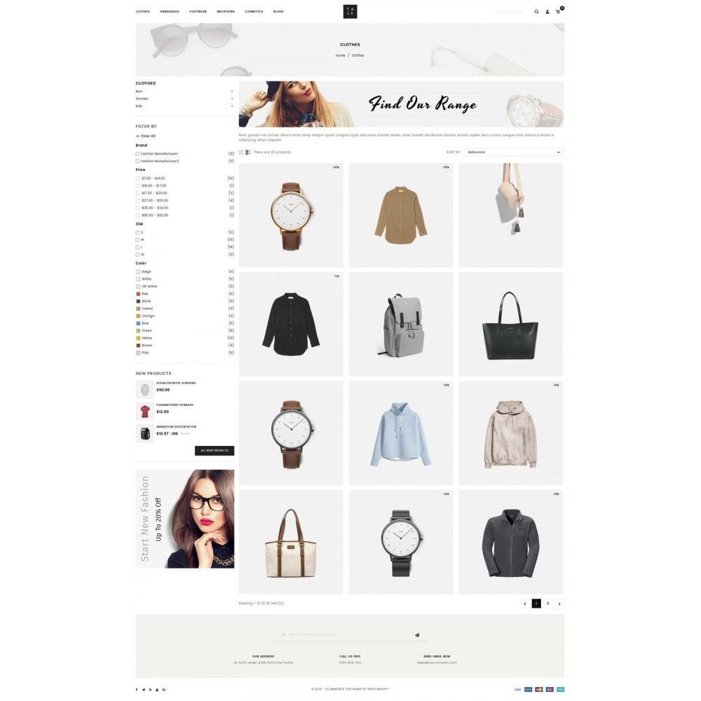 theme - Moda & Calzature - TALE - Fashion Store - 3