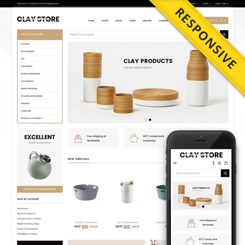 Clay - Home Accessories Store