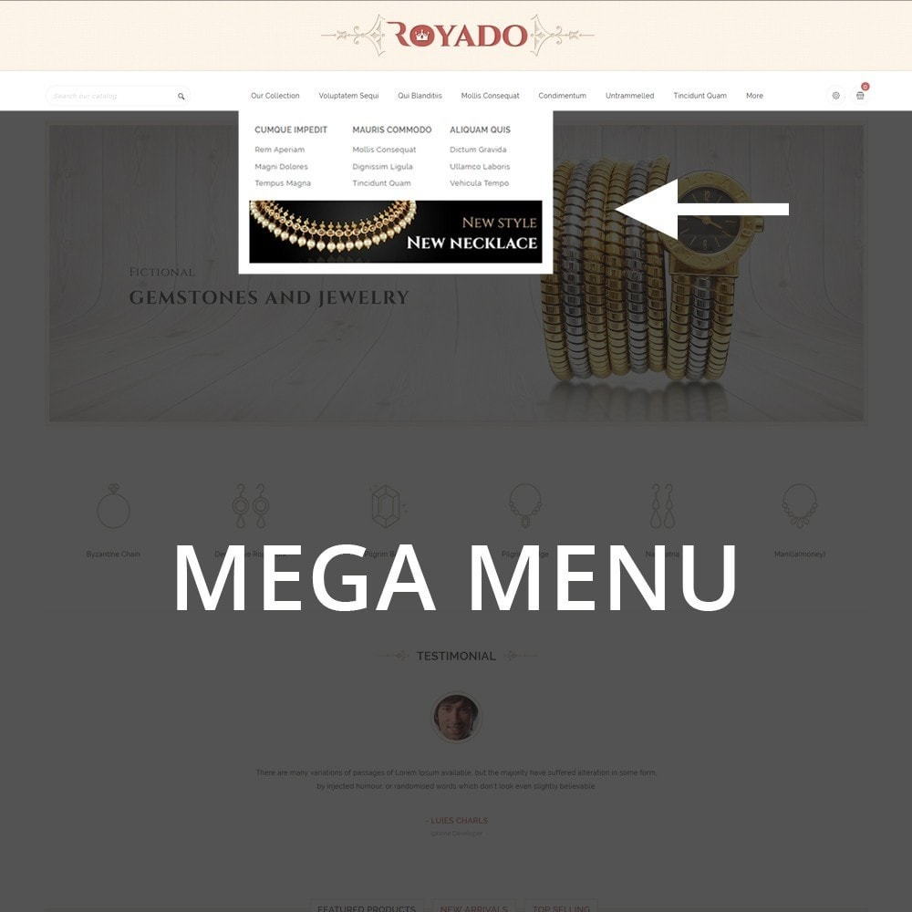 theme - Jewelry & Accessories - Royado - The Beauty Shop - 9