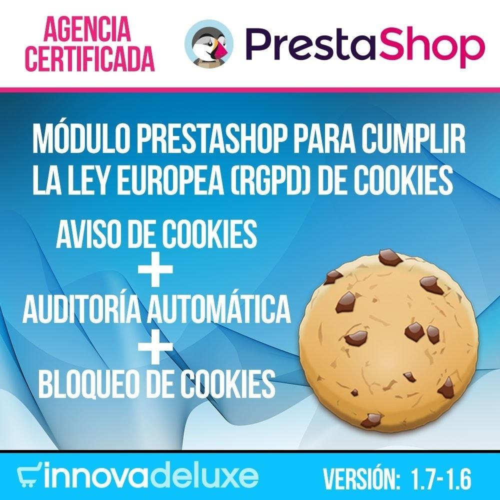 bundle - Marco Legal (Ley Europea) - Cumplimiento normativas legales RGPD, Cookies - 1