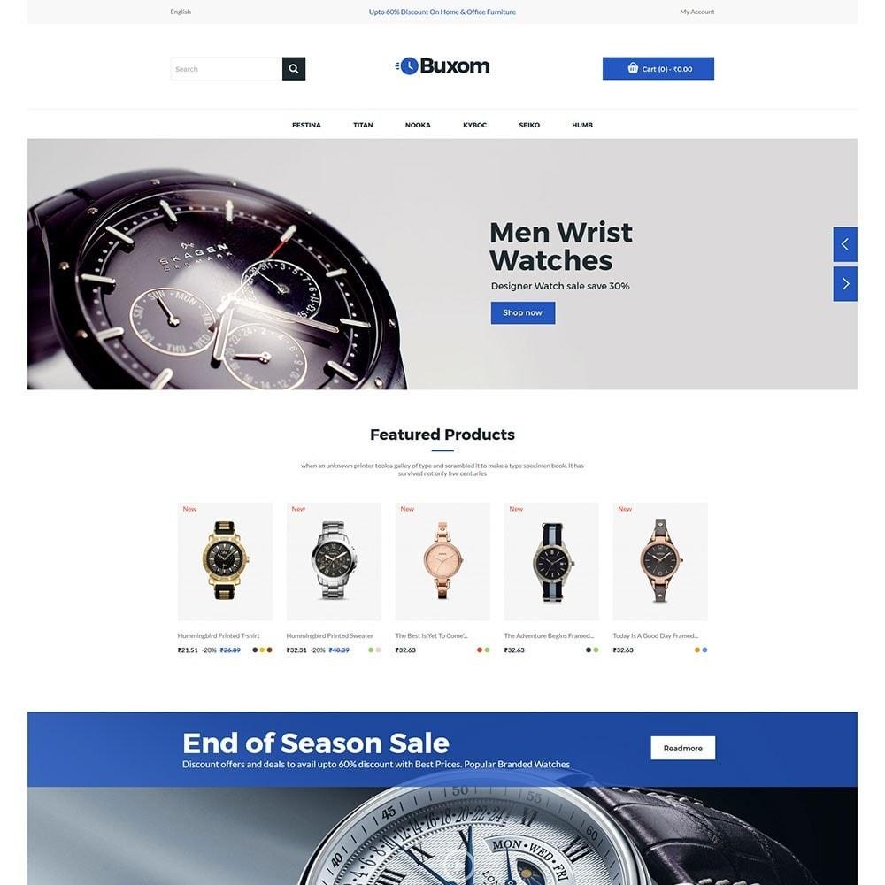 Buxom Electronics Store