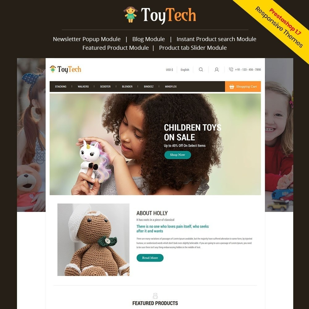 Toytech Spielzeugladen