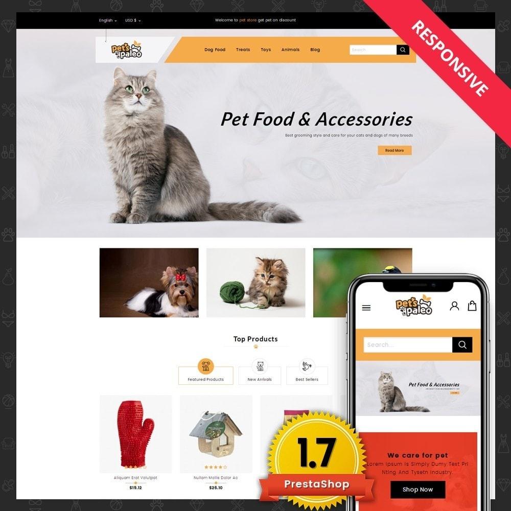 Pets Paleo - Pets Store