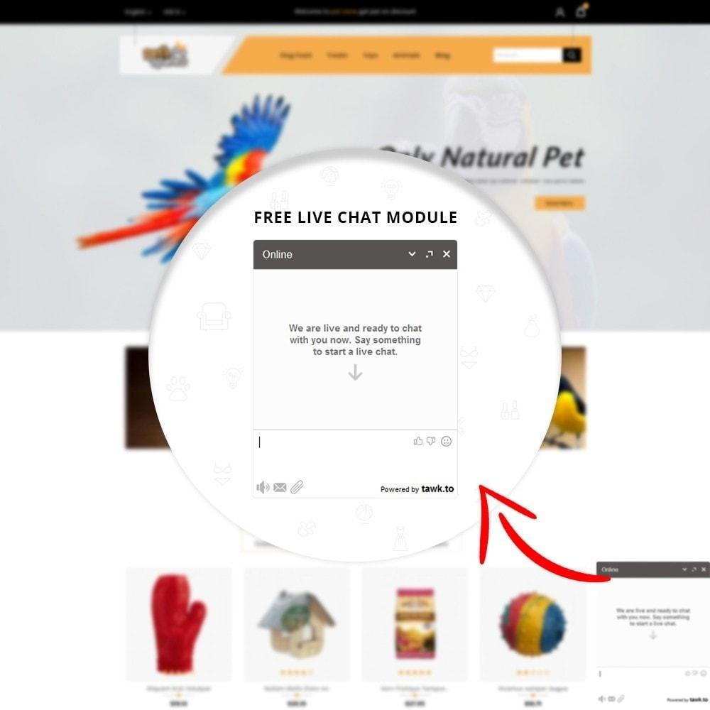 theme - Dieren - Pets Paleo - Pets Store - 10