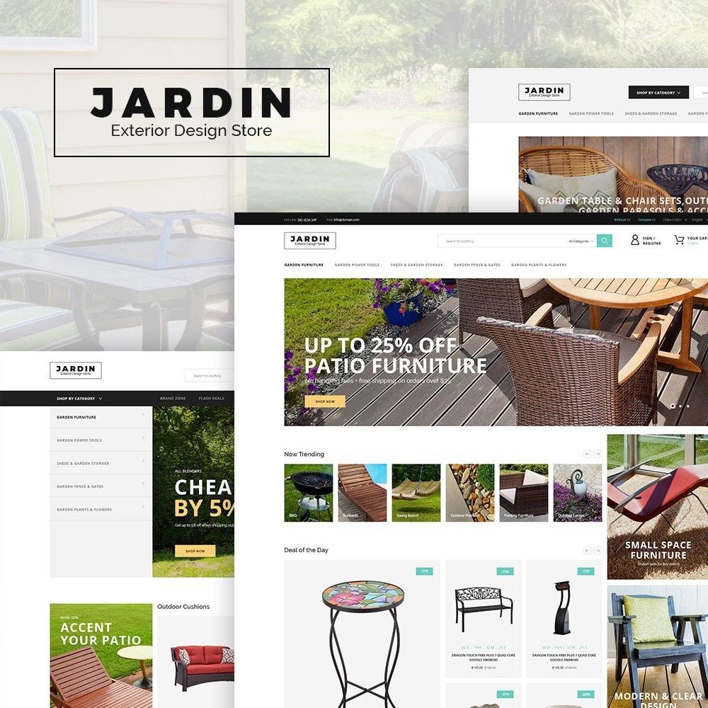 theme - Home & Garden - Jardin - Exterior Design Store - 2