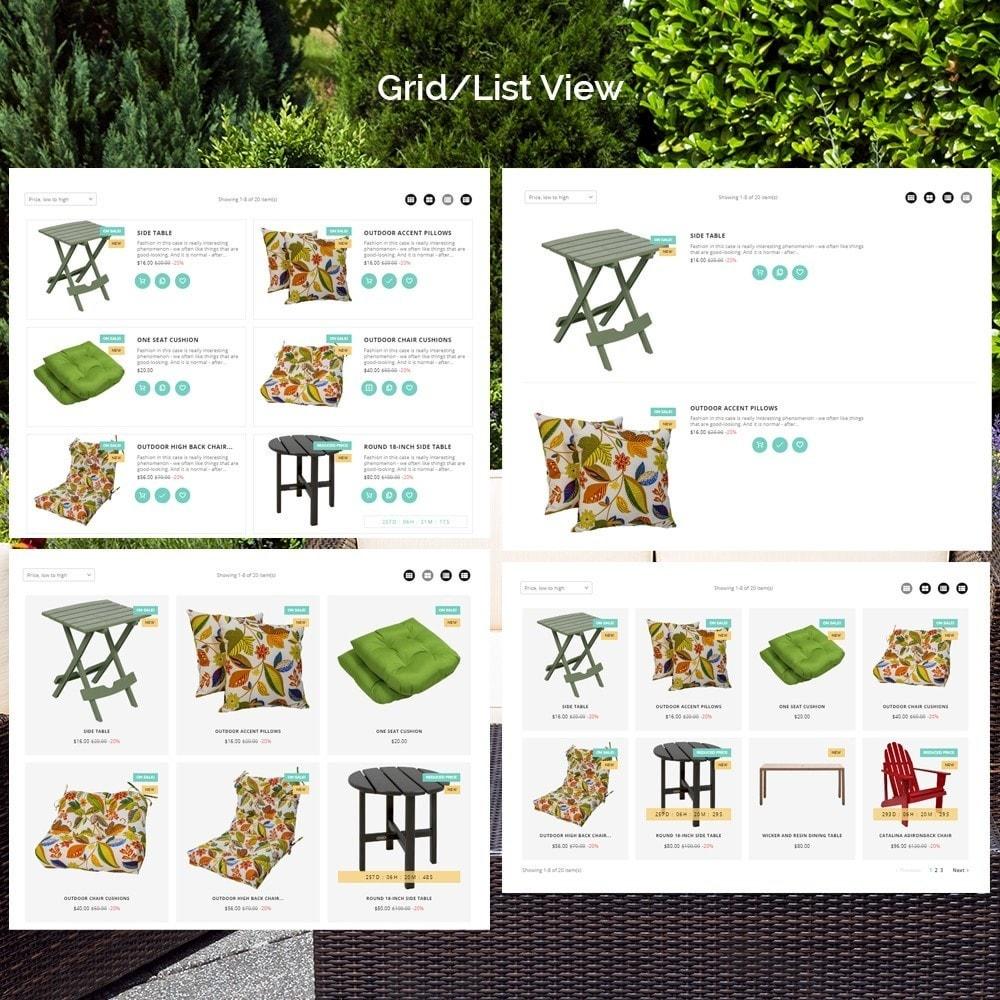 theme - Home & Garden - Jardin - Exterior Design Store - 3
