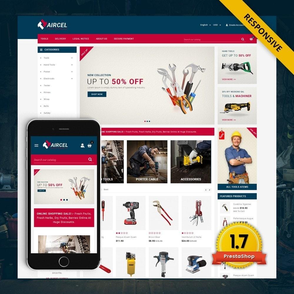 Aircel - Tools Shop