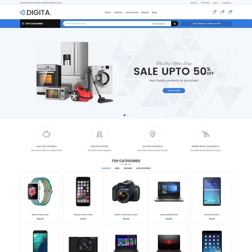 Digita Electronics Store