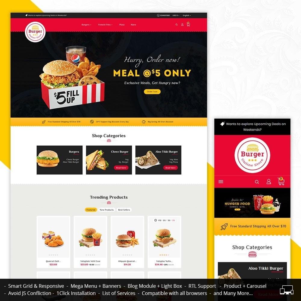 Burger Food Corner