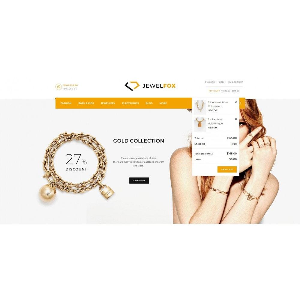 theme - Jewelry & Accessories - Jewelfox - Jewelry Store - 8