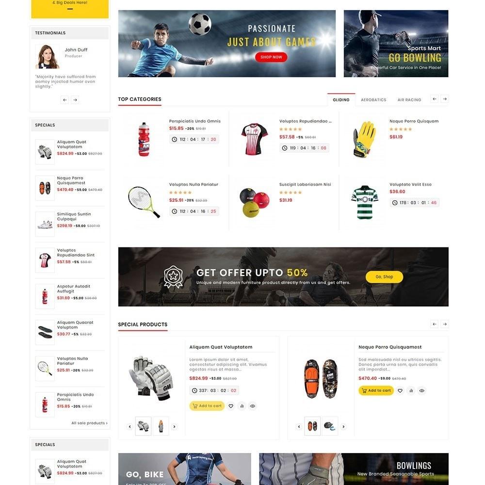 theme - Sport, Aktivitäten & Reise - Mega Sport Deals - 3