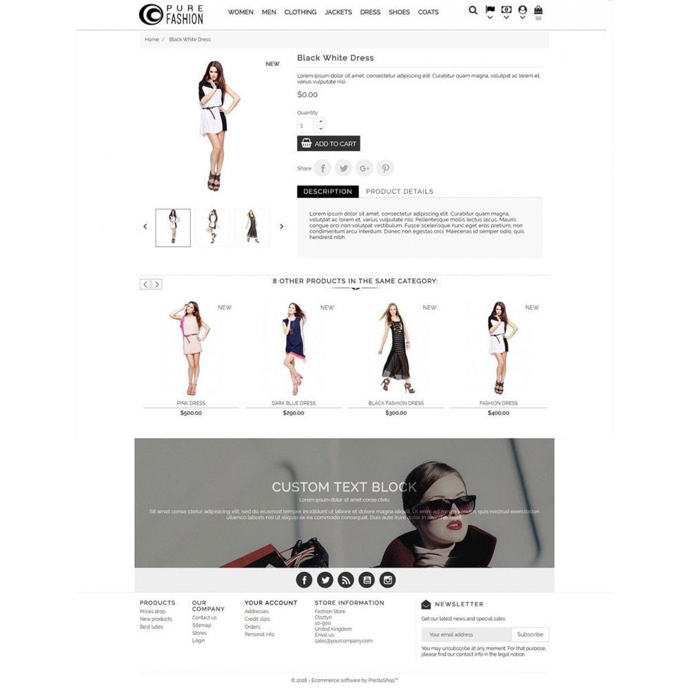 theme - Moda & Obuwie - Fashion Pure Store - 4