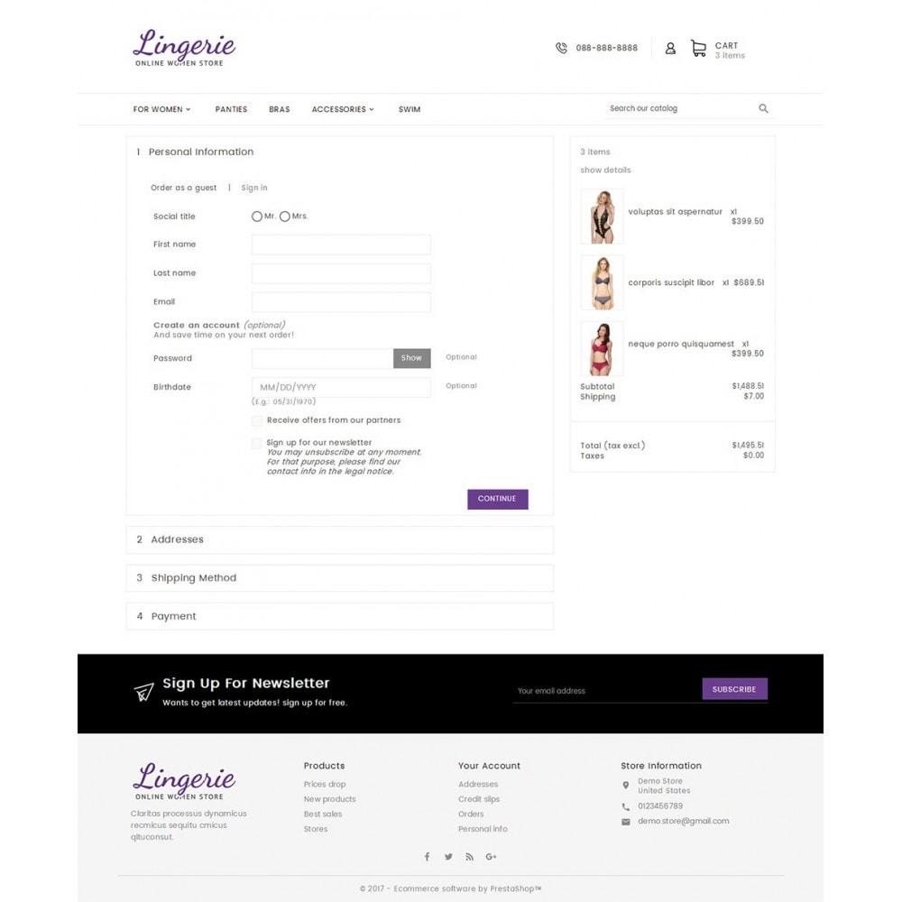 theme - Lingerie & Adult - Lingerie Women Shop - 9