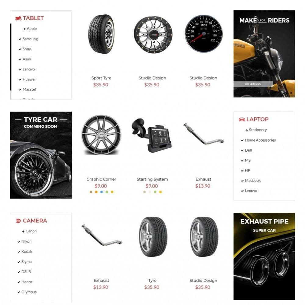 theme - Deportes, Actividades y Viajes - Vitesse Car & Moto Sport Store - 3