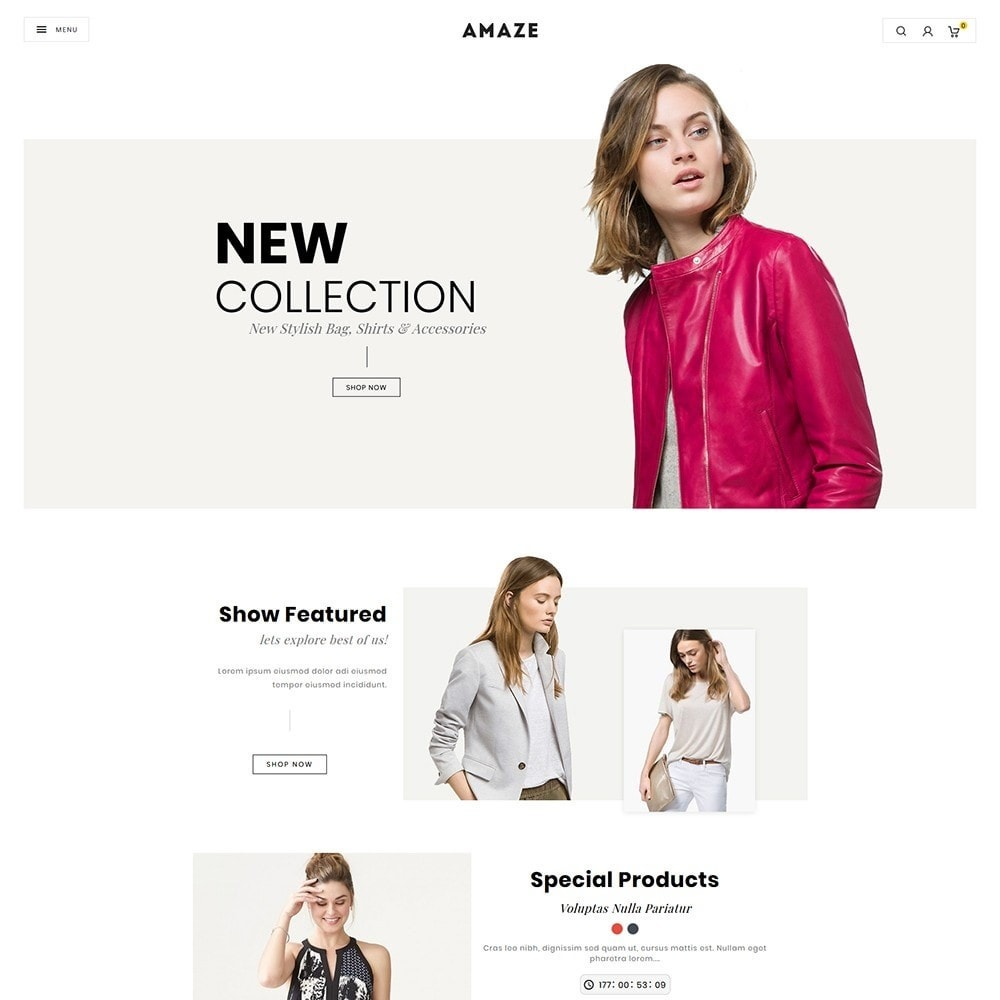 Bravo Amaze - Fashion Apparels