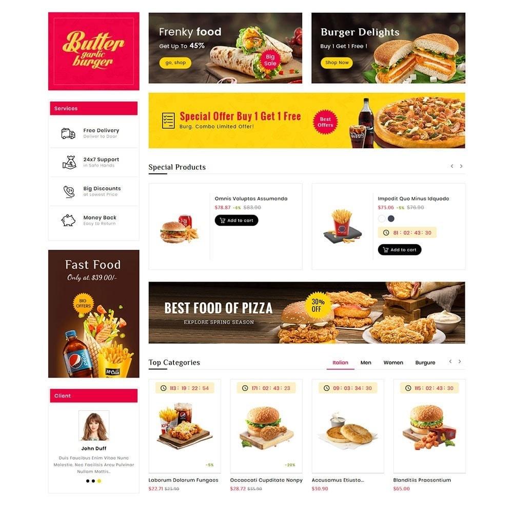 Fast Food Corner