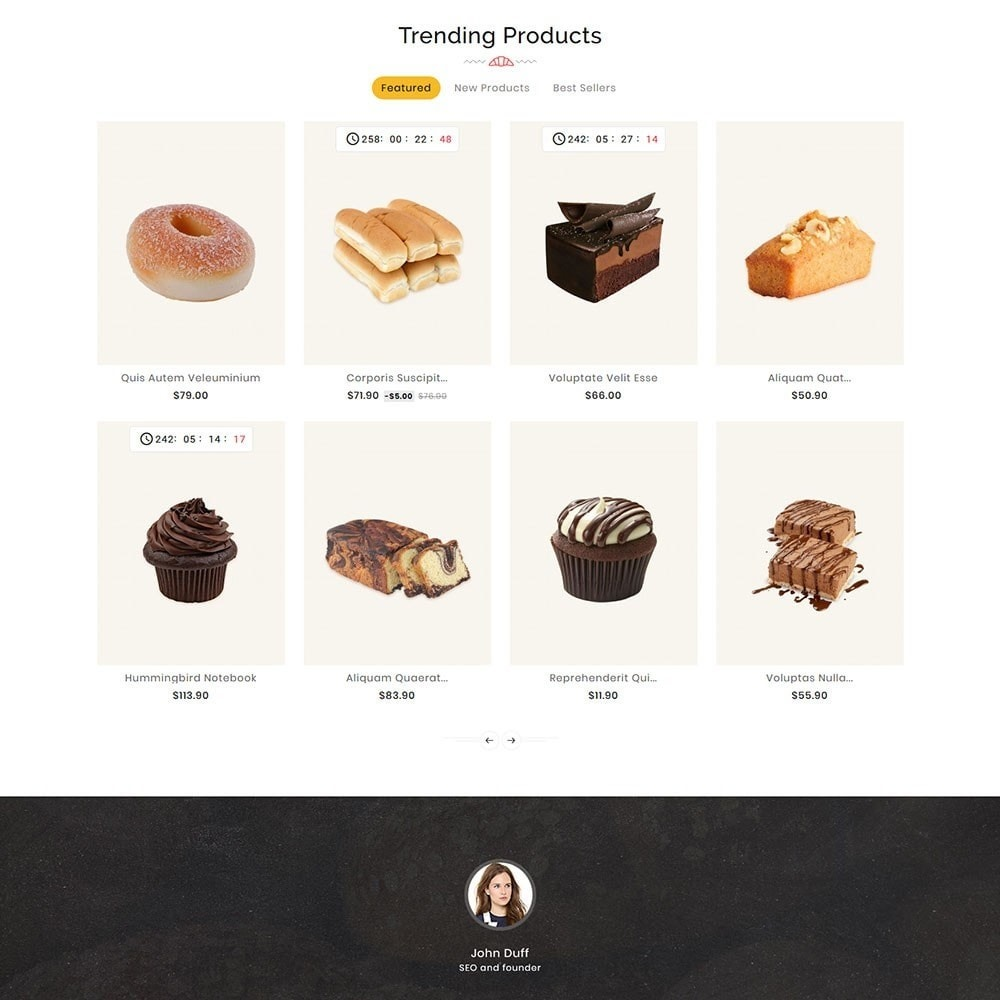 Breadly - Bakery & Cakes