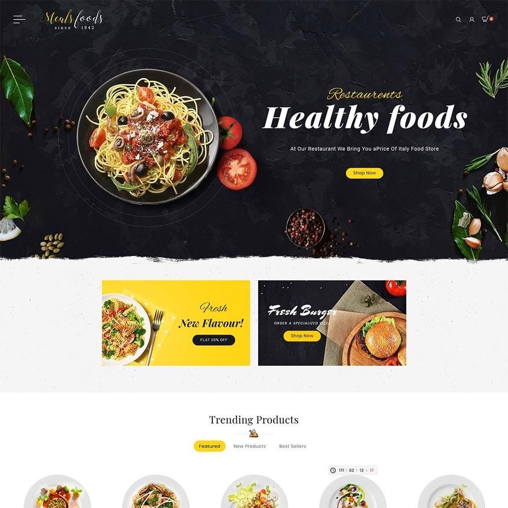 Restaurant - Foods & Meals