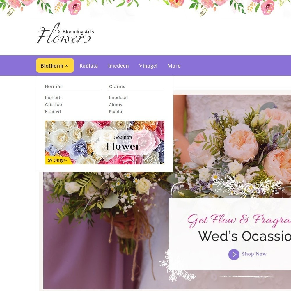 theme - Gifts, Flowers & Celebrations - Flowers & Blooming Arts - 10