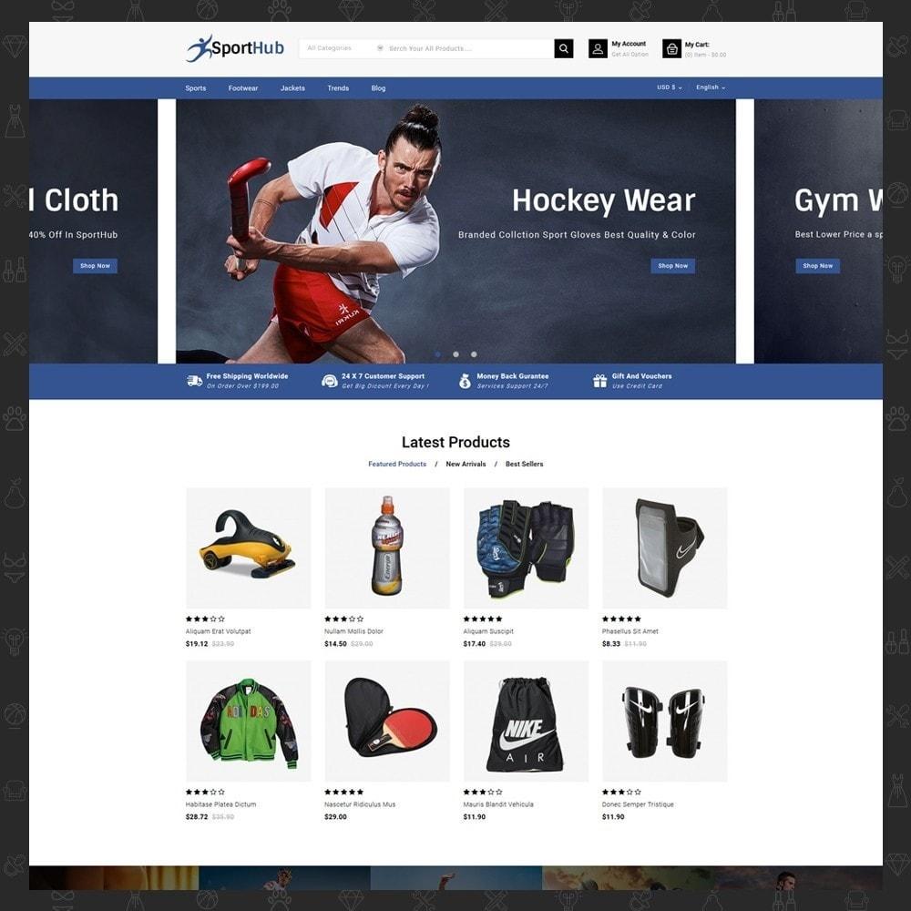 Sport Hub Sports Store