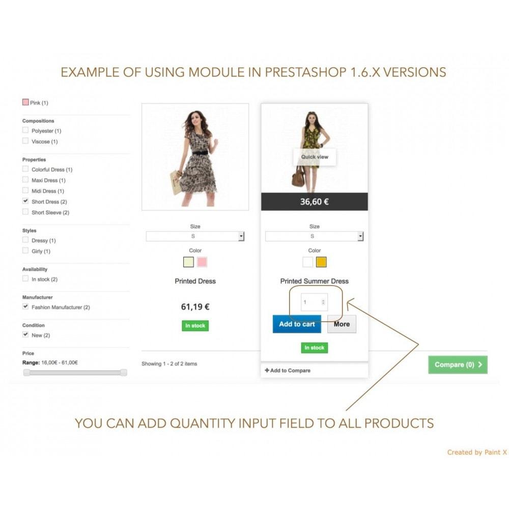 module - Deklinacje & Personalizacja produktów - Wyswietlenie atrybutow produktu na liście produktów - 6