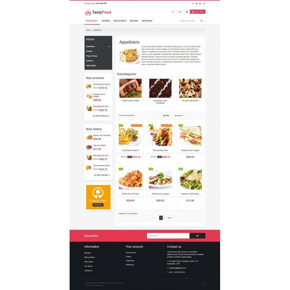 theme - Gastronomía y Restauración - VP_TastyFood Store - 3