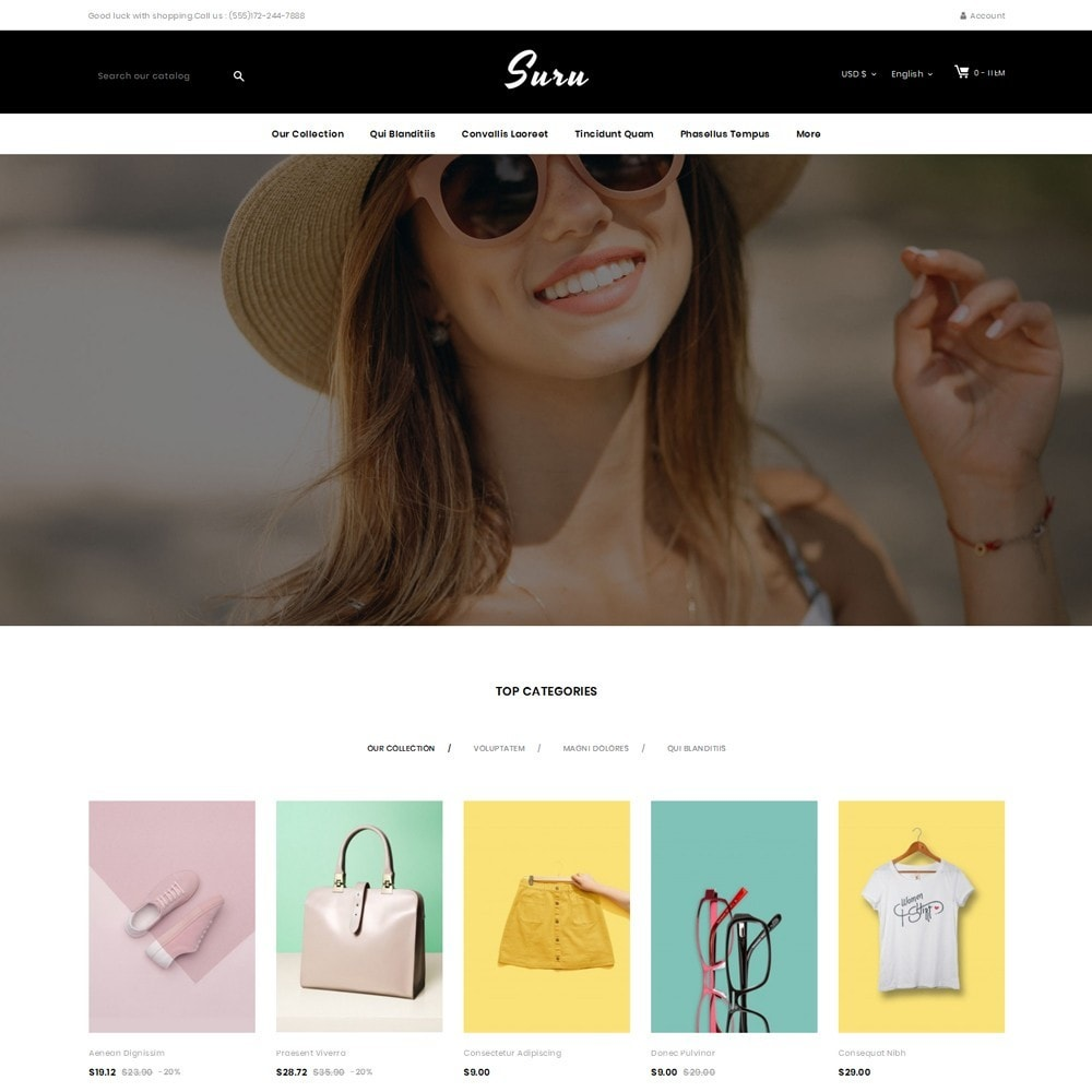 Suru - The Fashion Store