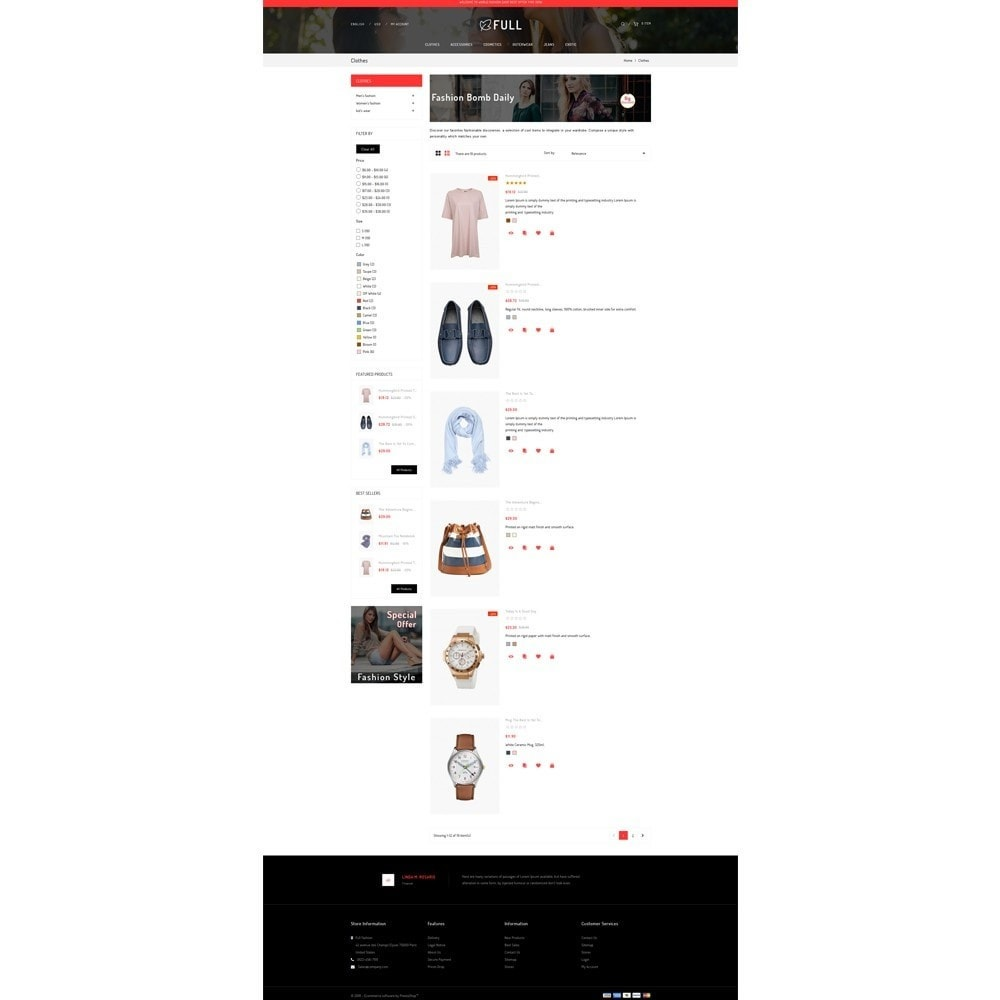 Full Fashion Store