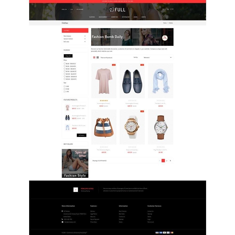 theme - Fashion & Shoes - Full Fashion Store - 4