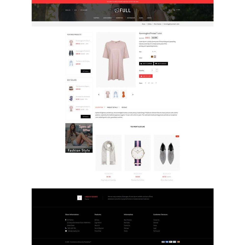 theme - Fashion & Shoes - Full Fashion Store - 5