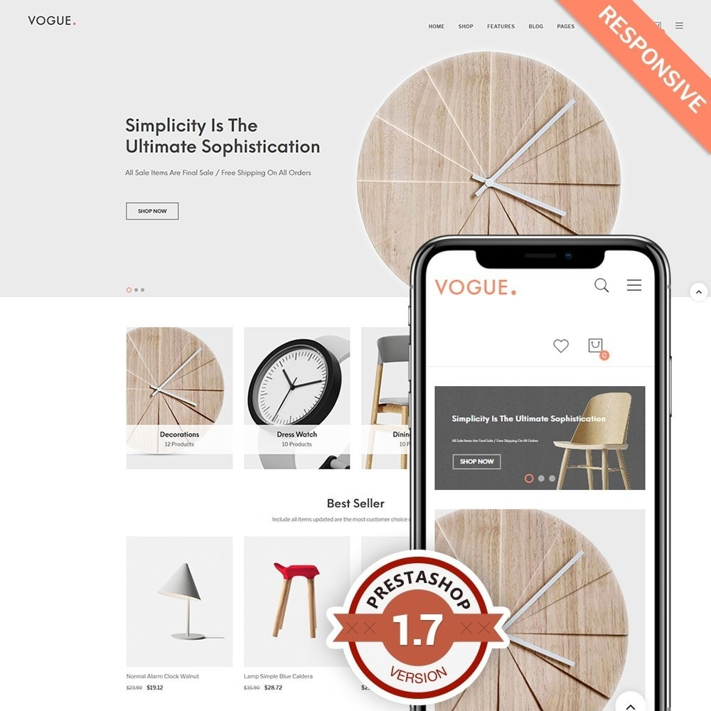 Vogue - Furniture Store