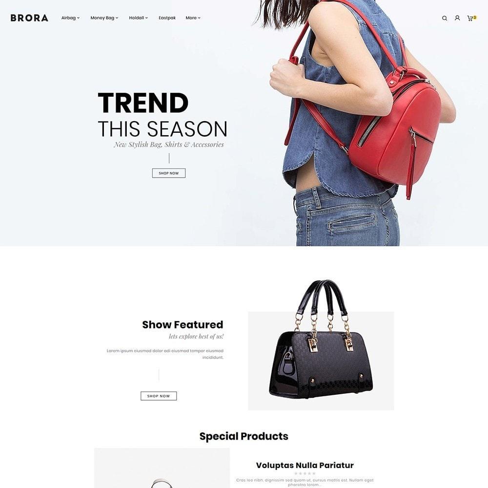 Bravo Bags - Fashion Apparel