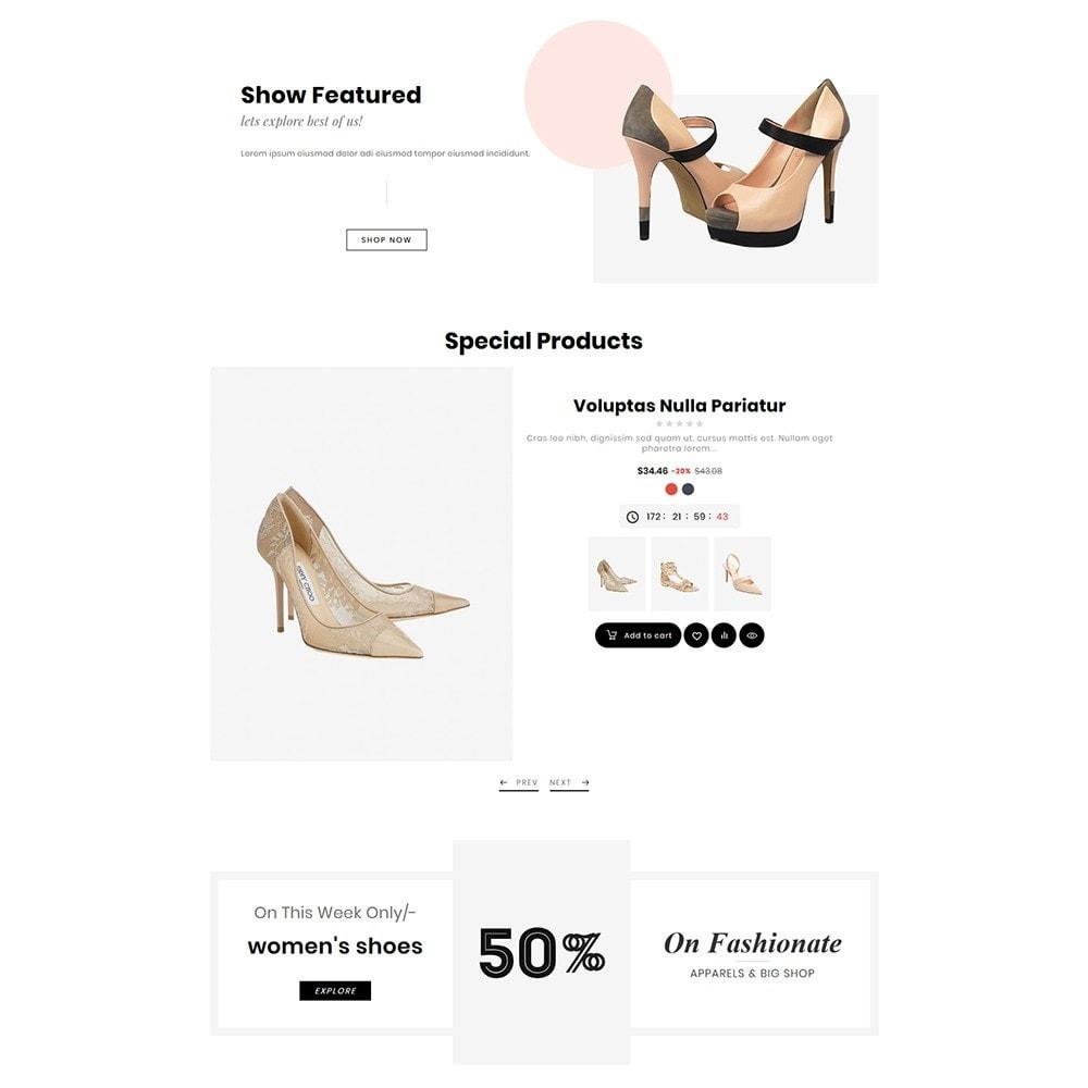 theme - Moda & Calzature - Bravo Luxe Shoes - 4