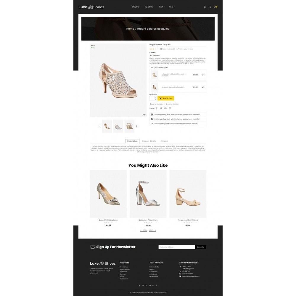 theme - Moda & Calzature - Bravo Luxe Shoes - 7