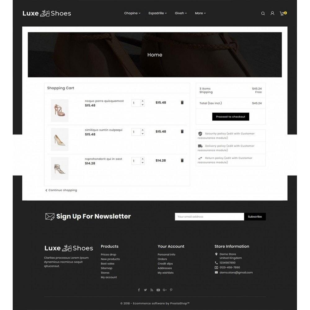 theme - Moda & Calzature - Bravo Luxe Shoes - 8