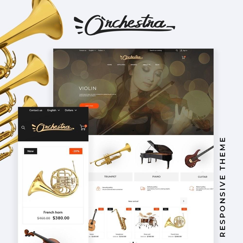 theme - Art & Culture - Orchestra - 1
