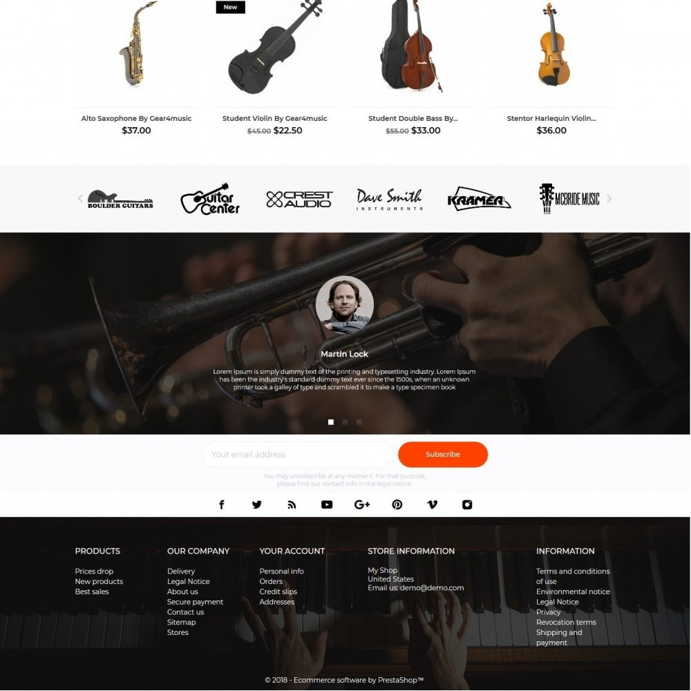 theme - Art & Culture - Orchestra - 4