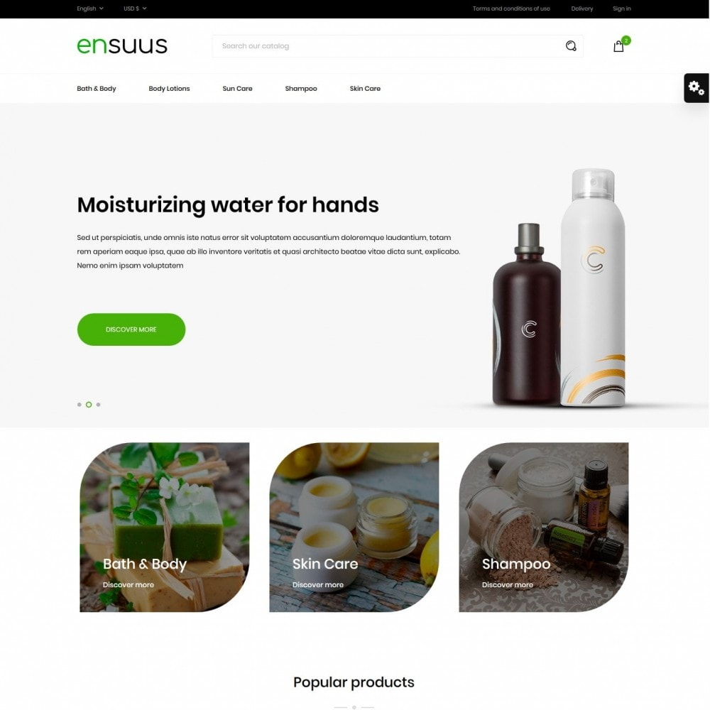 Ensuus Cosmetics