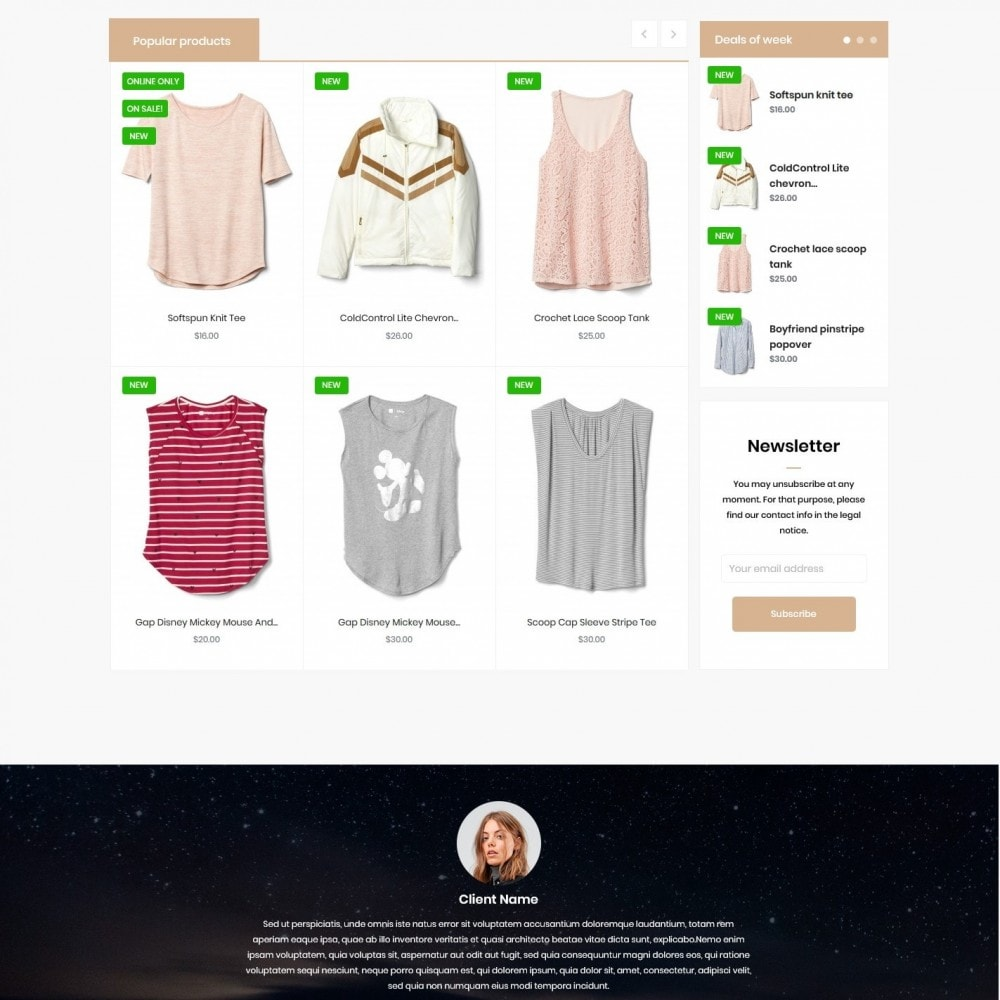 Antennaria Fashion Store
