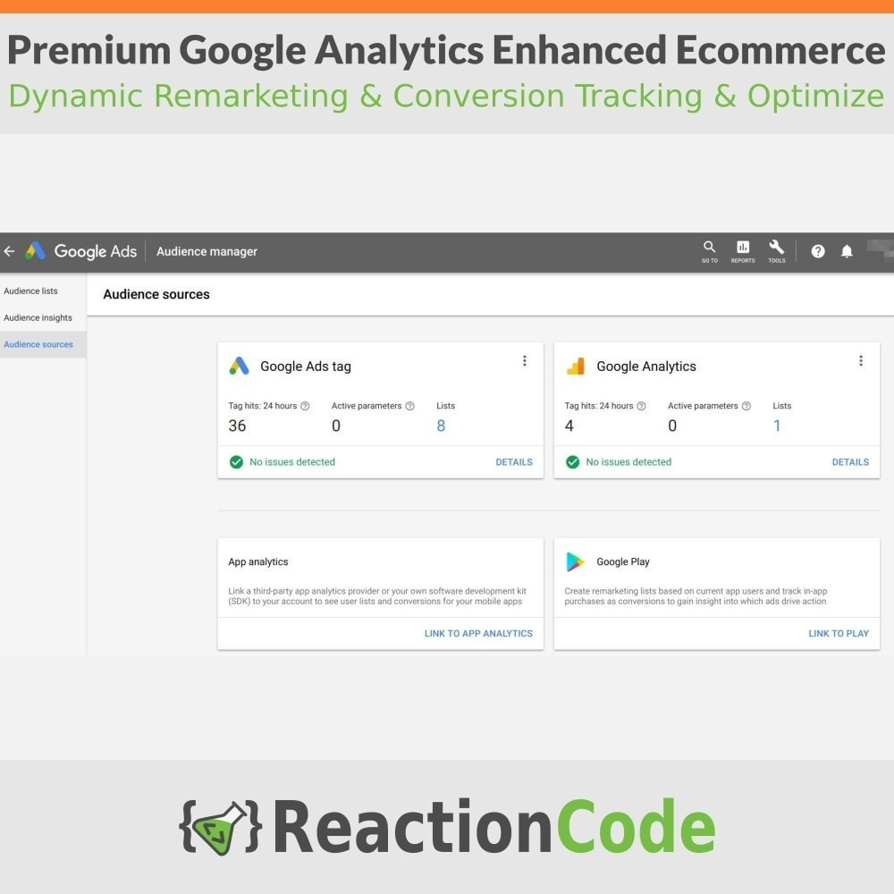 module - Analyses & Statistiques - Premium Google Analytics Enhanced Ecommerce - 15