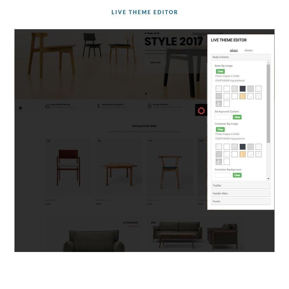 theme - Home & Garden - Asdley- Furniture & Interior Home Decor - 8