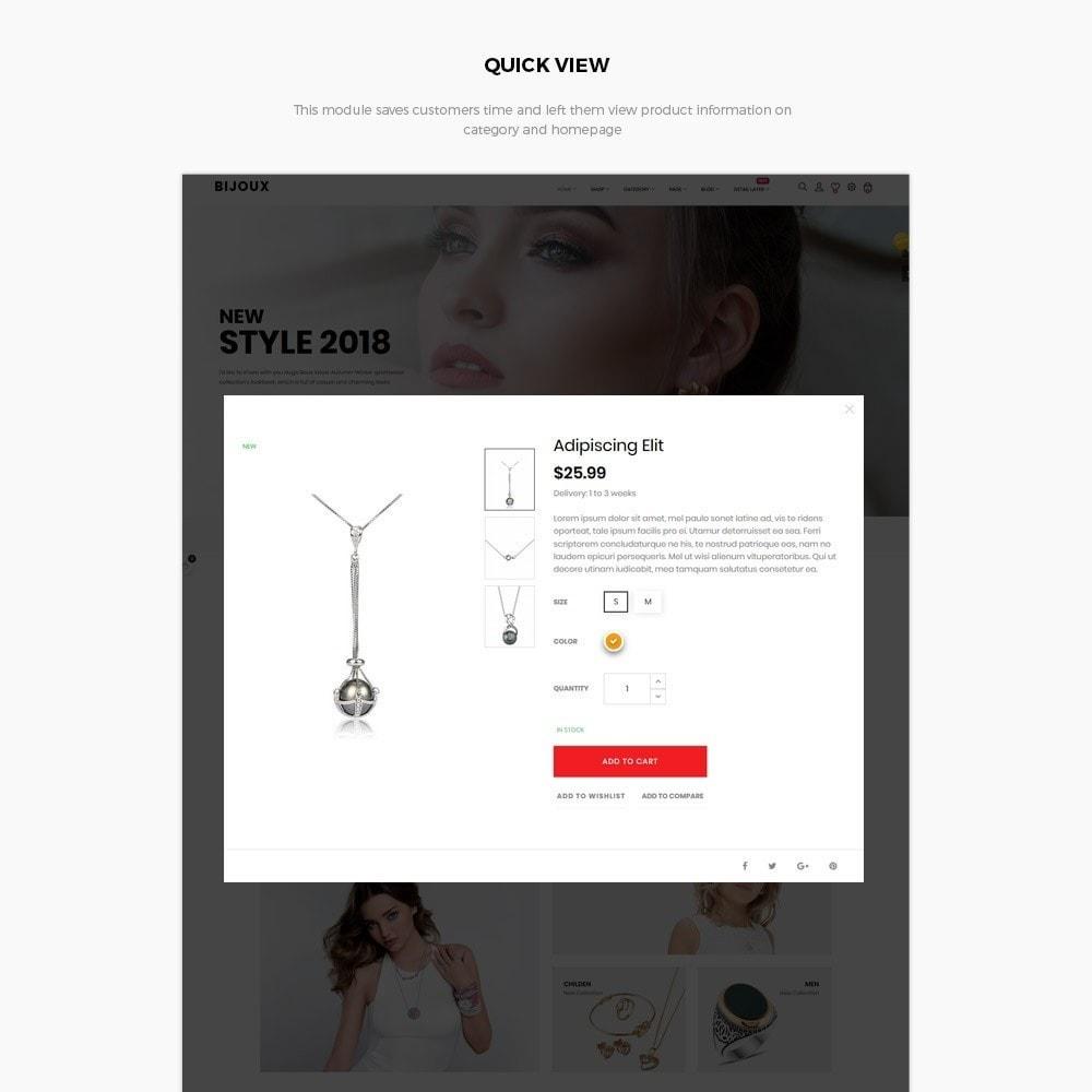theme - Health & Beauty - Bijoux - Jewelry & Make up - 8
