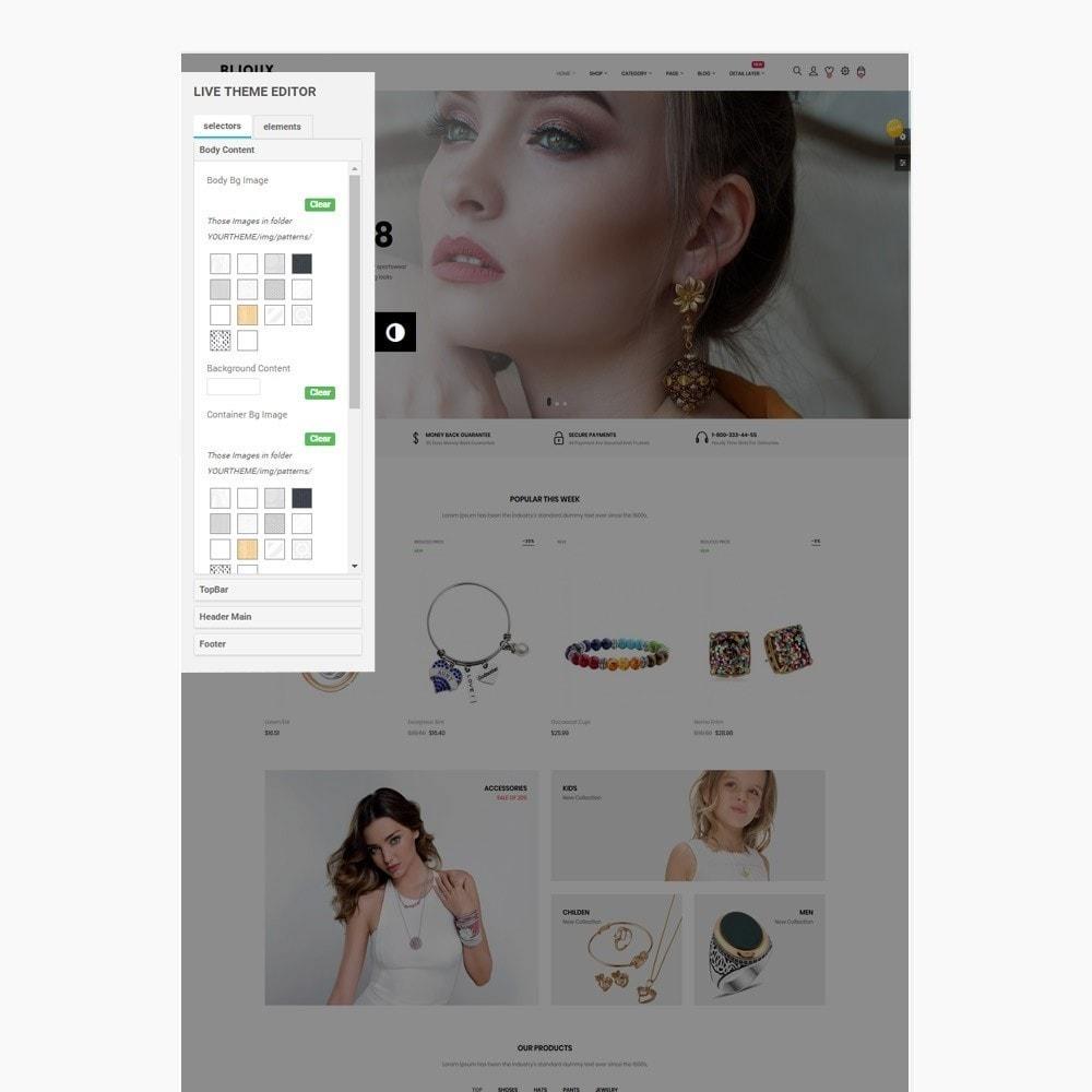 theme - Health & Beauty - Bijoux - Jewelry & Make up - 9
