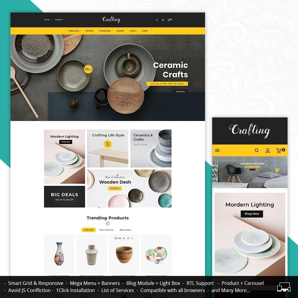 theme - Home & Garden - Crafting - Home Decor - 1
