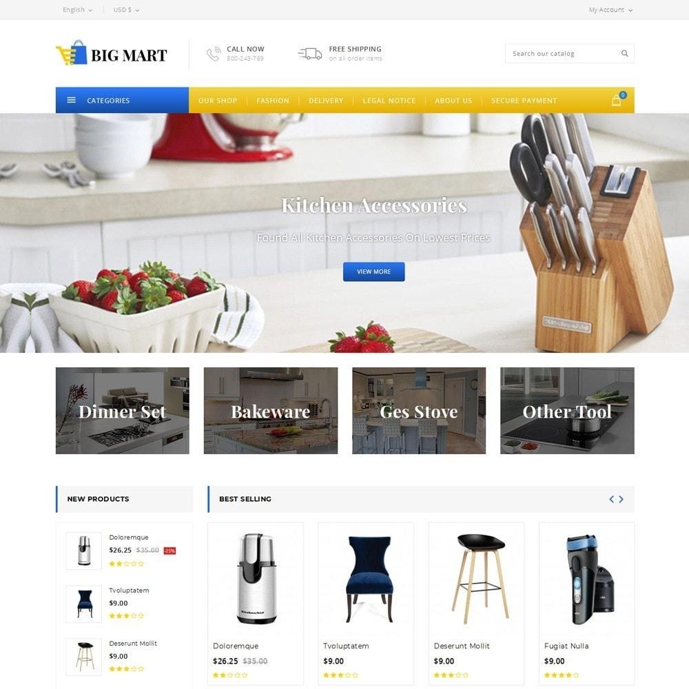 Bigmart - Mega Shop