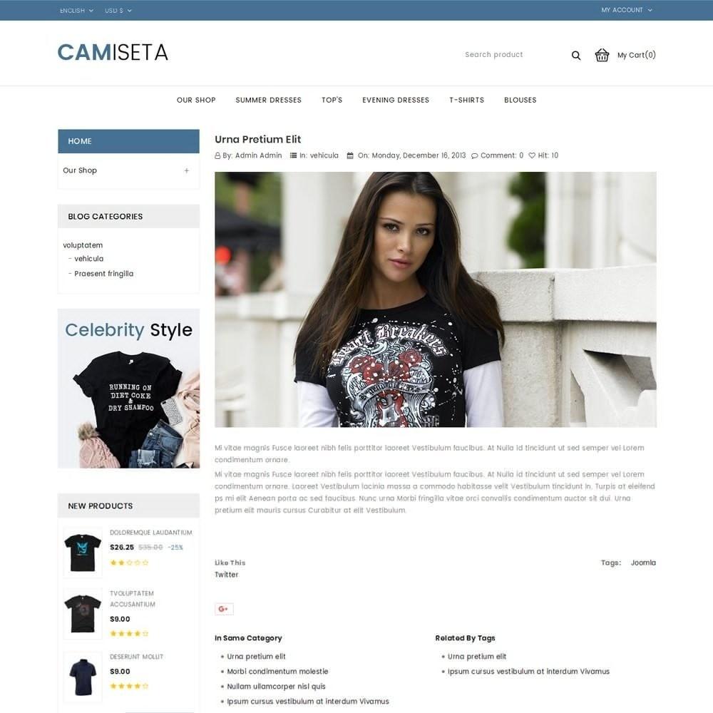 theme - Fashion & Shoes - Camiseta - The Fashion Store - 7