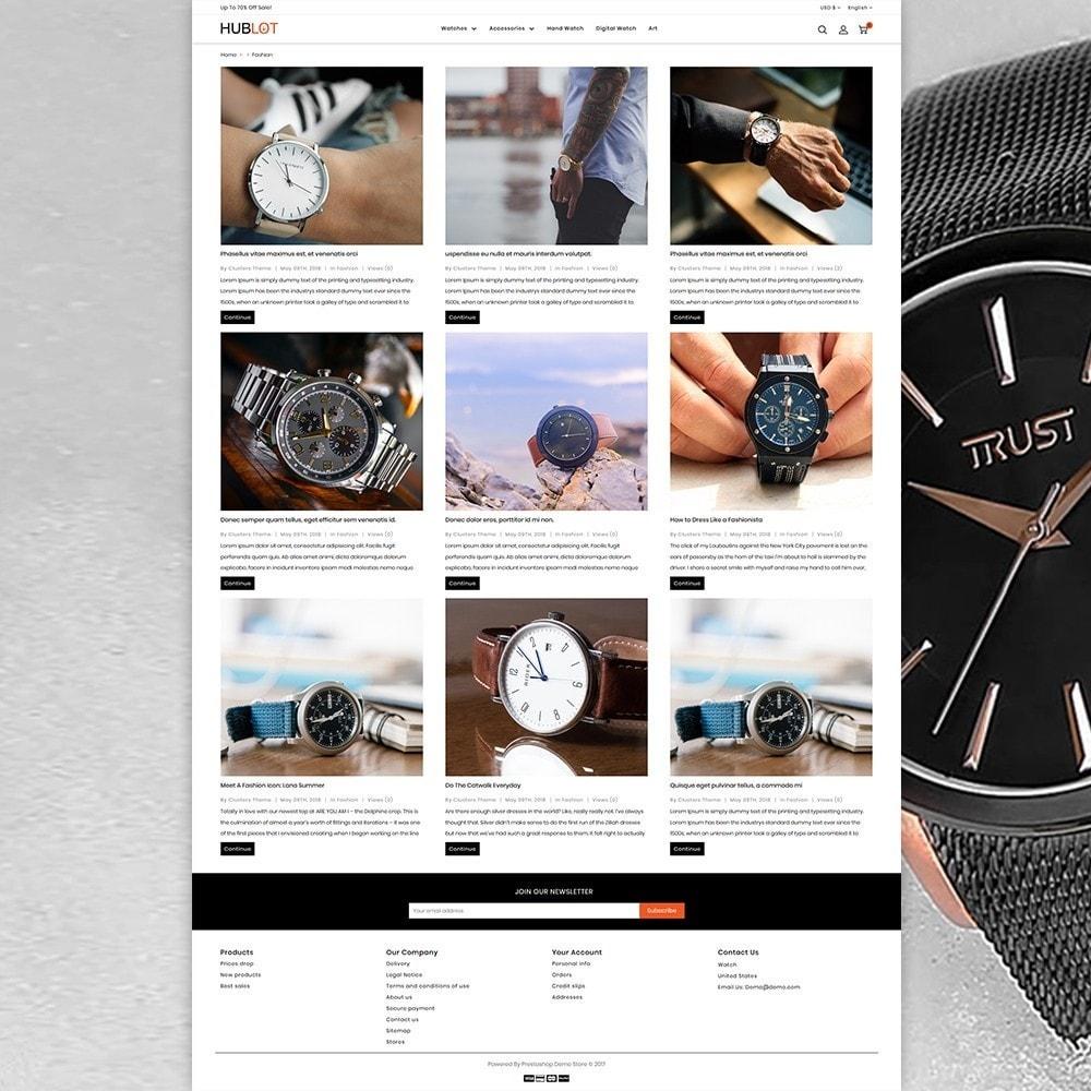 theme - Jewelry & Accessories - Hublot - Watch Store - 6