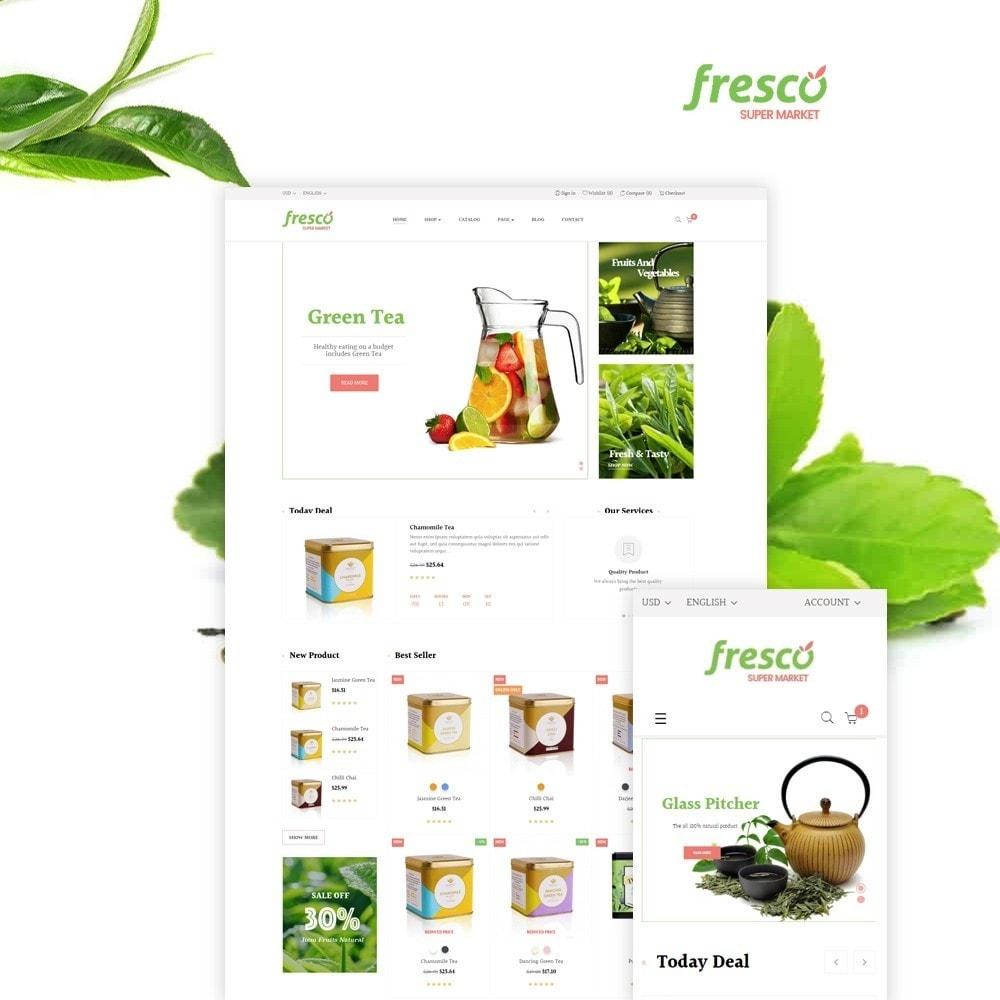 theme - Napoje & Wyroby tytoniowe - Leo Fresco - 1