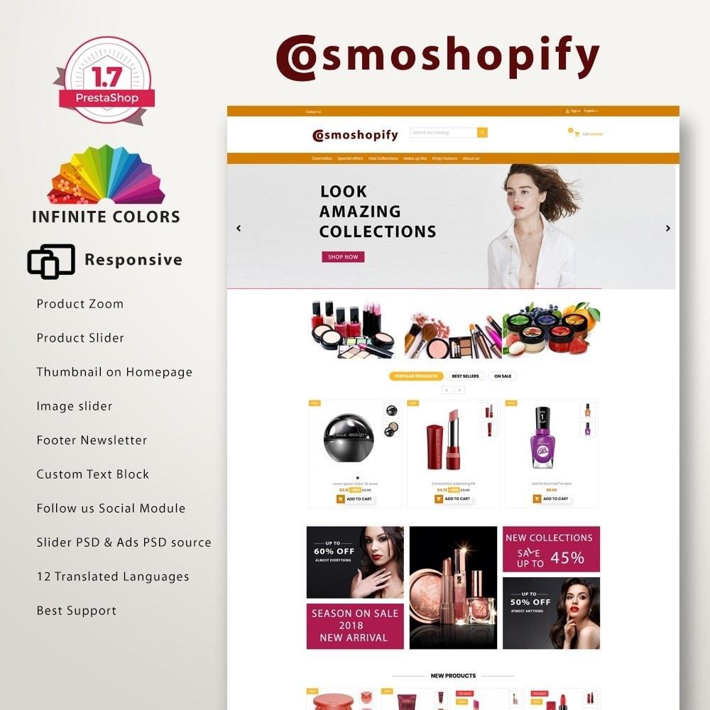 Cosmetic premium GB107