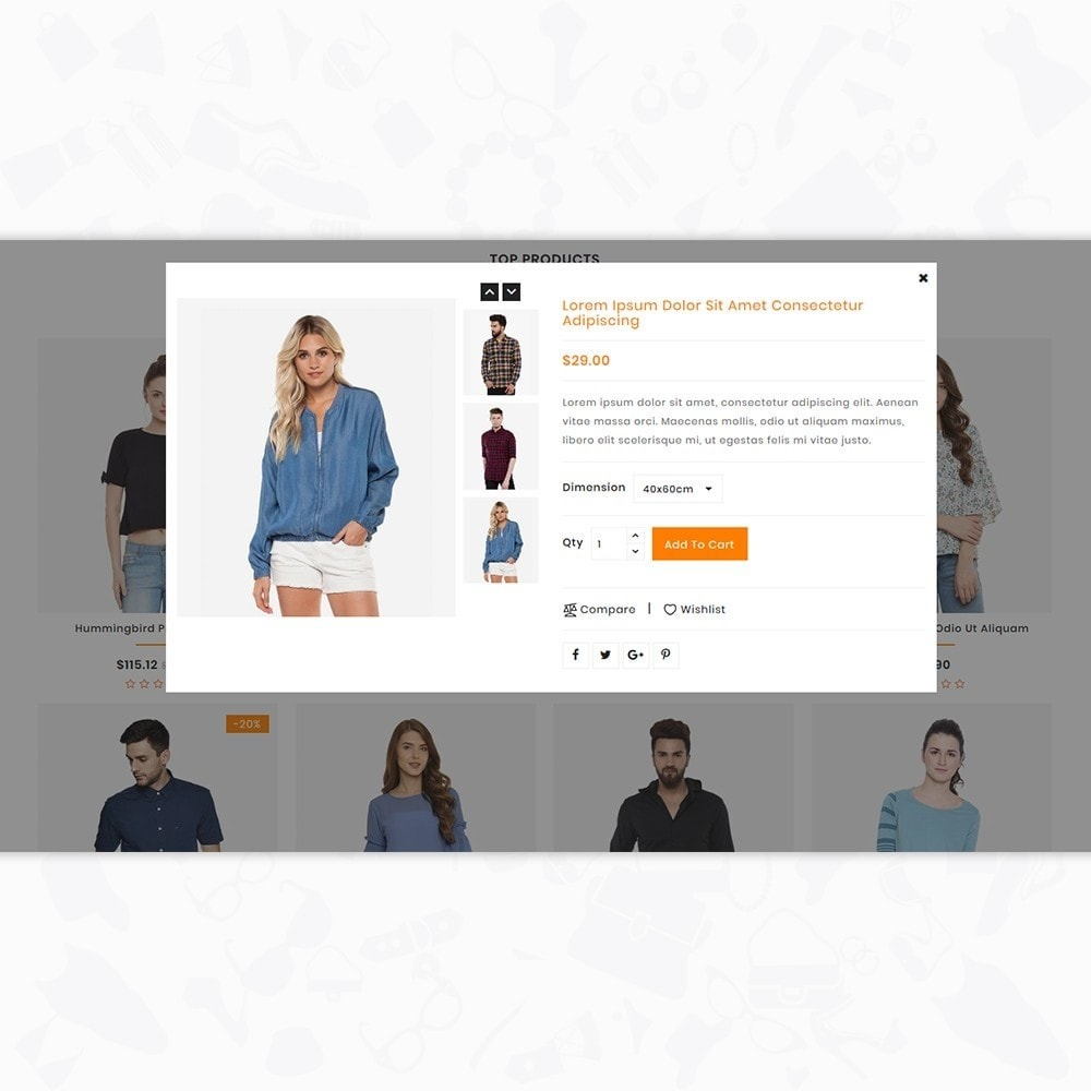 theme - Fashion & Shoes - LookStyle - The Fashion Store - 7